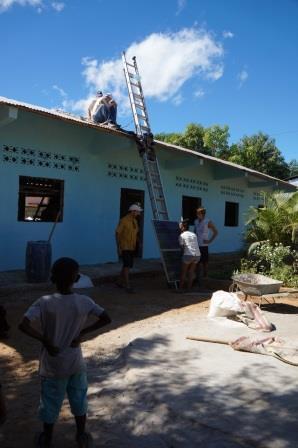 Projet chantier école Madagascar